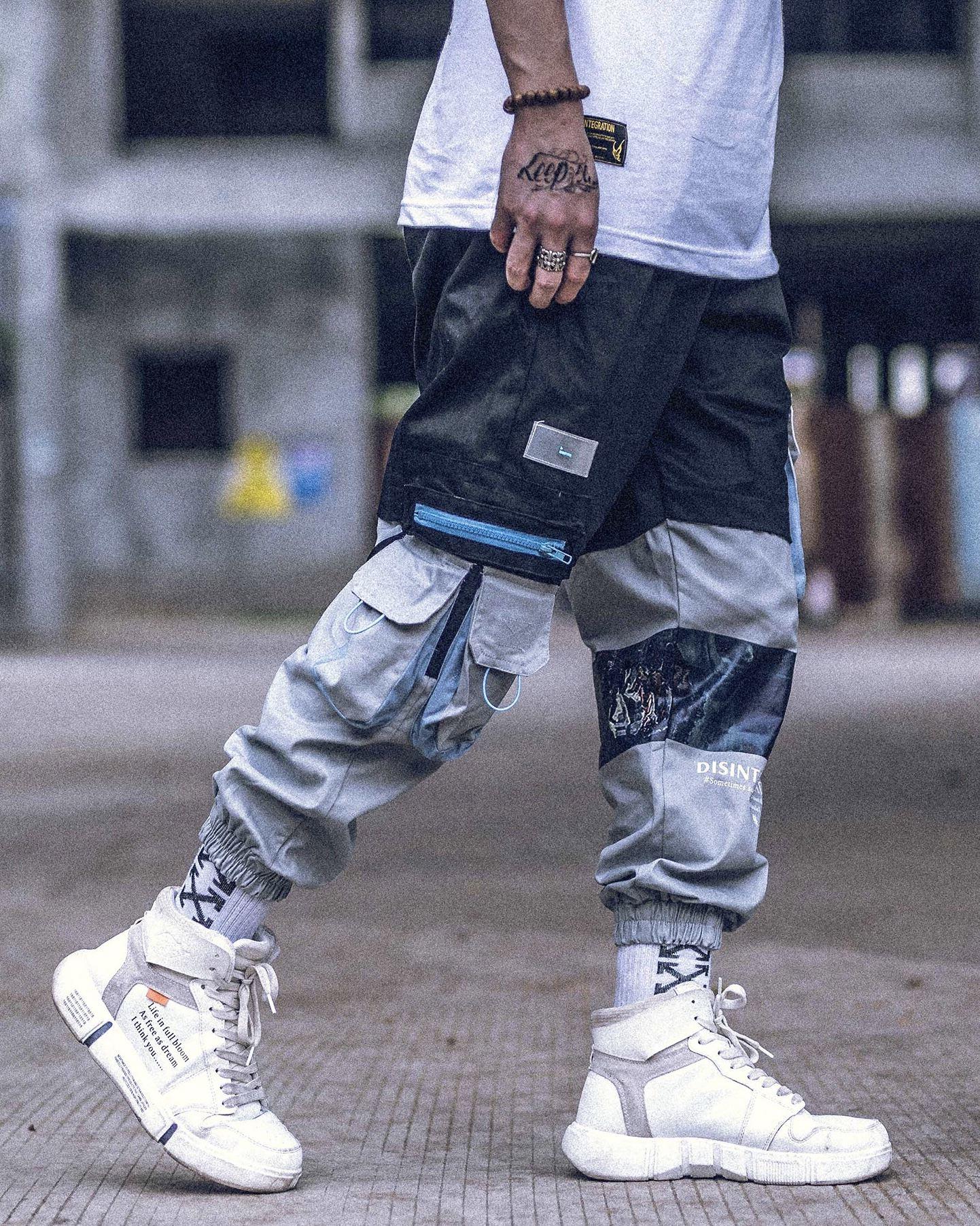 DISINTEGRATIONベーシックカーゴジョガーパンツ メンズの商品画像1